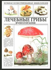 Лечебные грибы. Фунготерапия. Большая иллюстрированная энциклопедия
