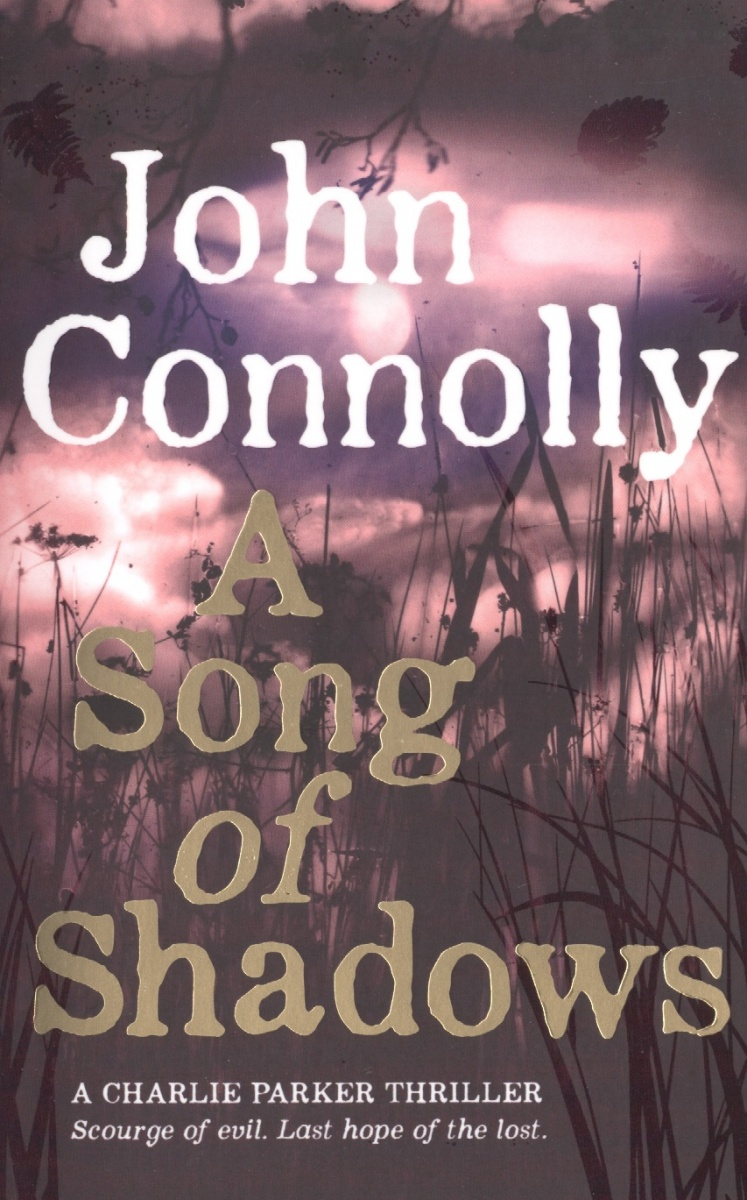 Connolly J. A Song of Shadows кошелек write a song