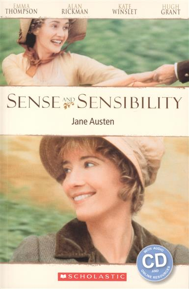 Austen J. Sense and Sensibility. Level 2 (+CD) taylor n watts m hiccup and friends starter level cd