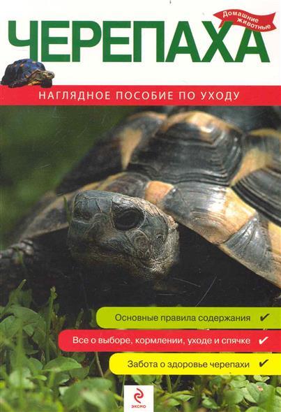 Черепаха Наглядное пос. по уходу