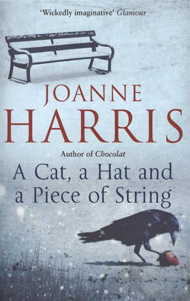 Harris J. A Cat, a Hat and a Piece of String french pastry murder