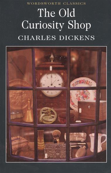 Dickens C. The Old Curiosity Shop dickens c a christmas carol книга для чтения