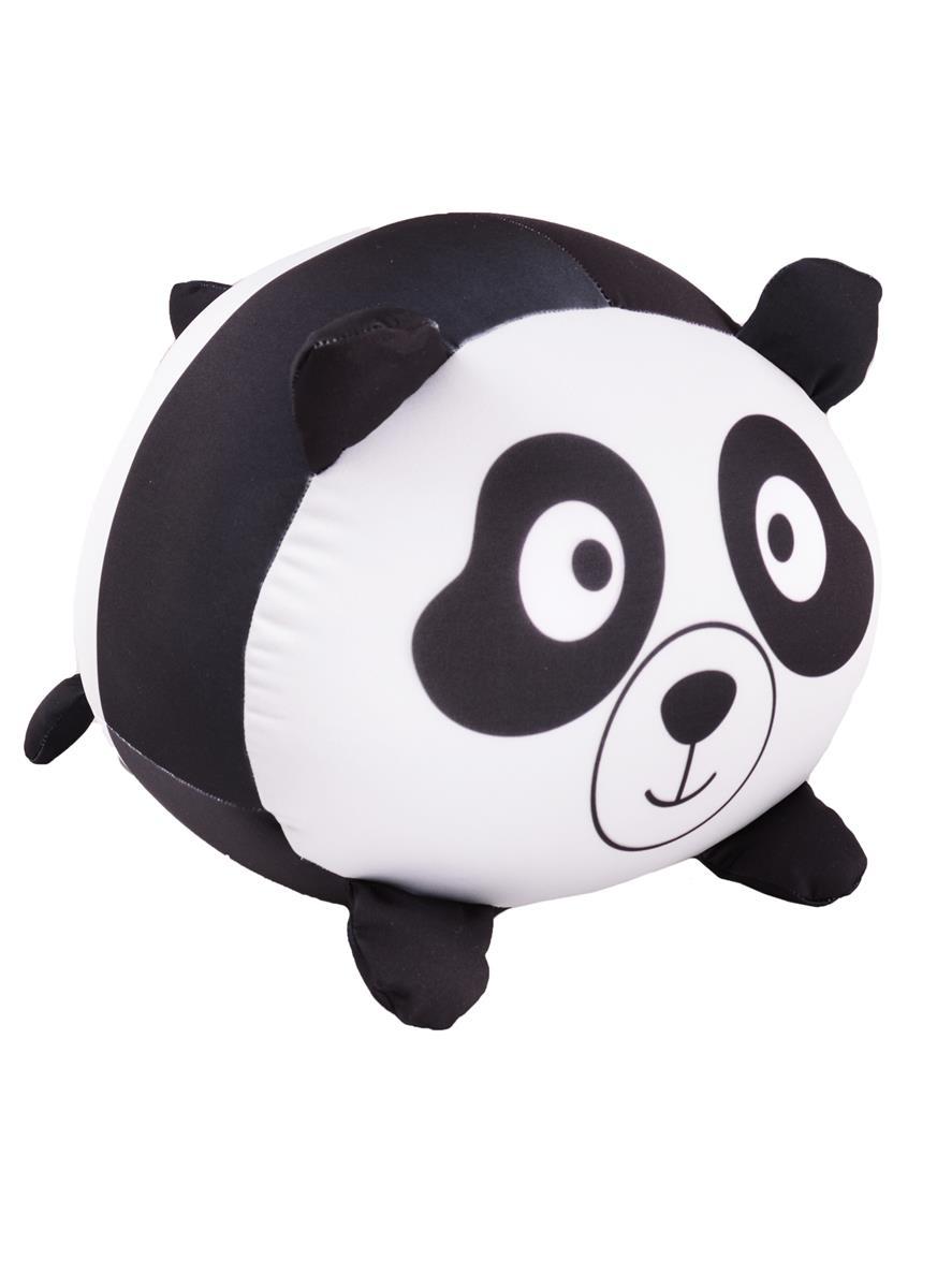 Игрушка-антистресс Панда с бамбуком лежит (35х30)
