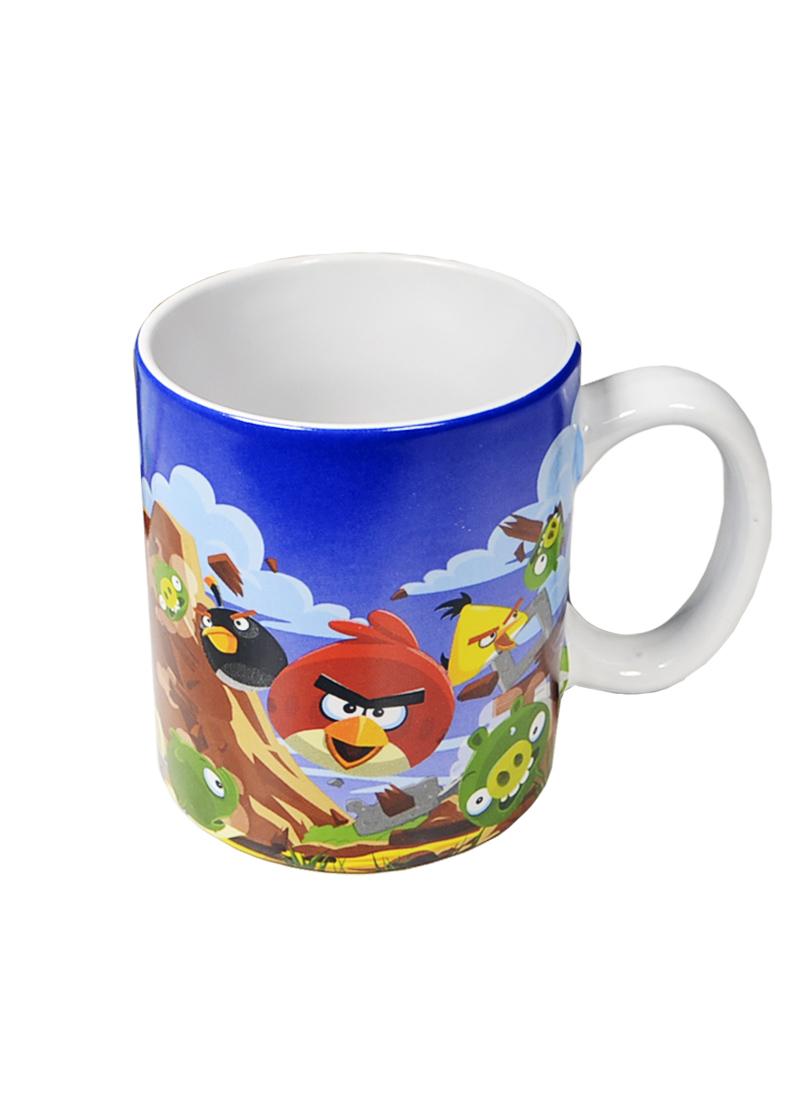 Angry Birds Кружка керамическая в коробке (300мл) (Птицы) (115х82х100) (СР Дистрибуция)