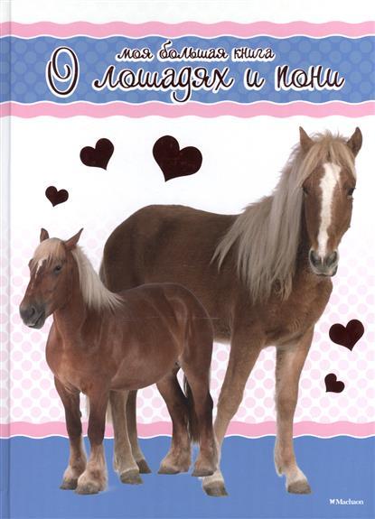 Амченкова Ю. (пер.) Моя большая книга о лошадях и пони махаон моя большая книга о лошадях и пони