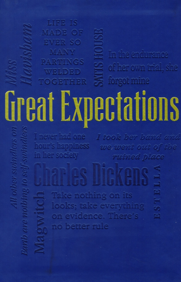 Dickens Ch. Great Expectations dickens charles great expectations большие надежды роман на англ яз