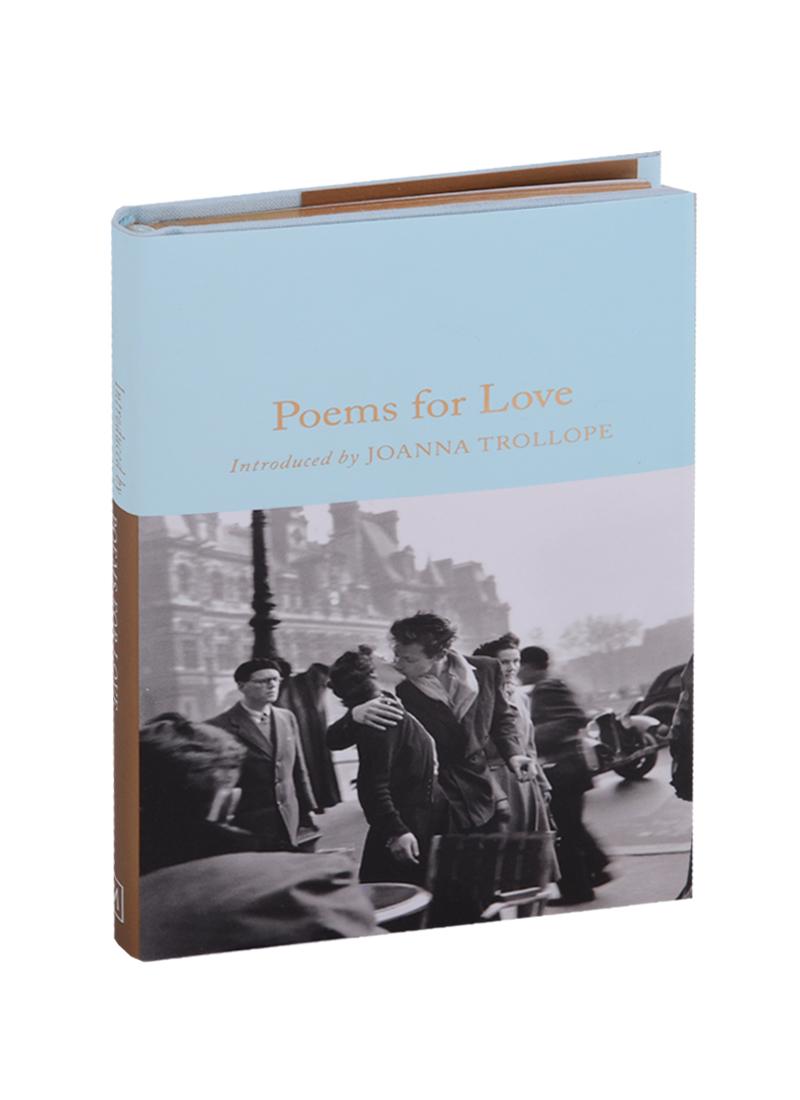 Фото - Morgan G. (ред.) Poems for Love love poems