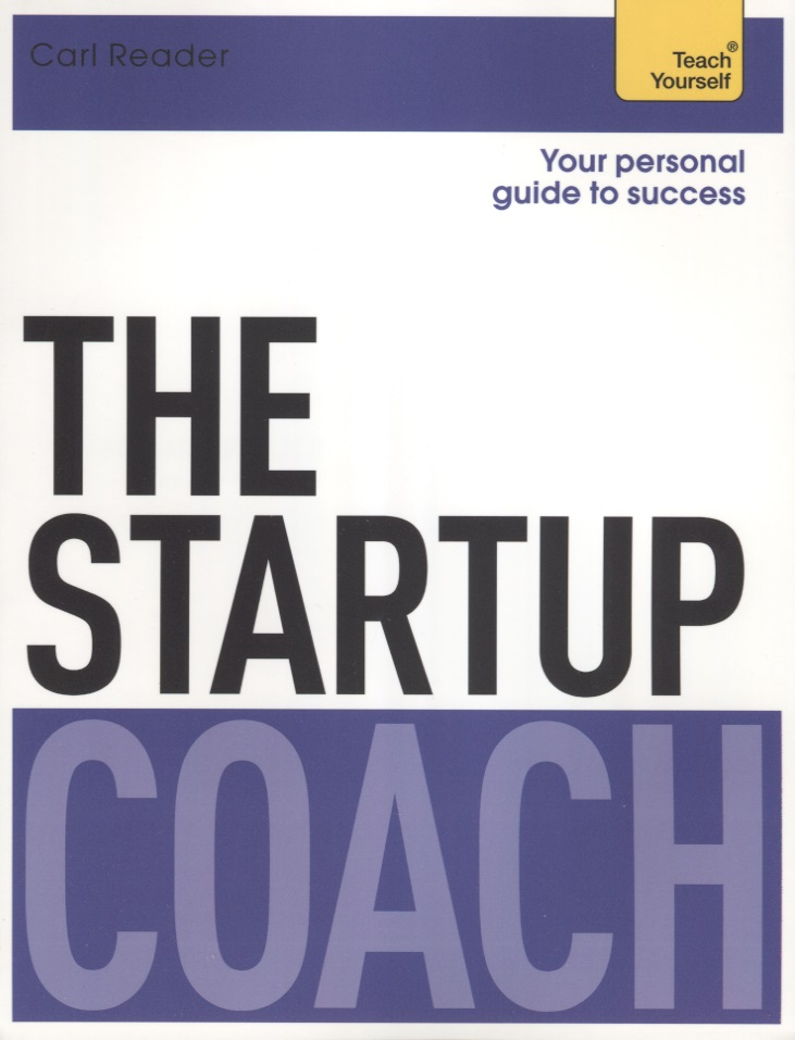 Reader C. The Startup Coach. Teach Yourself elaine marmel teach yourself visually word 2007