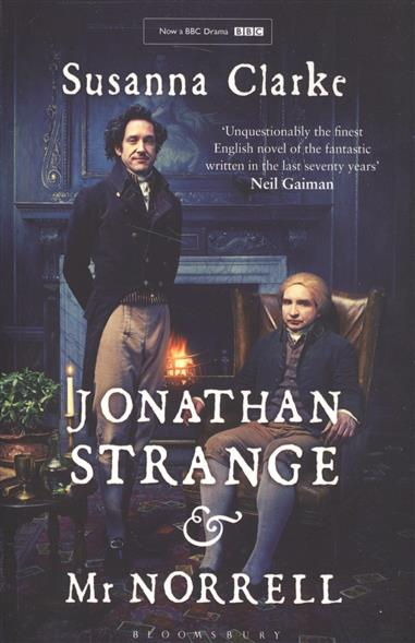 Clarke S. Jonathan Strange and Mr.Norrell