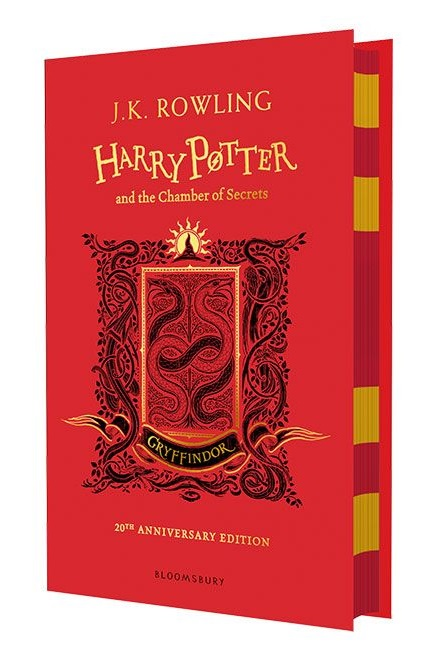 Rowling J. Harry Potter and the Chamber of Secrets. Gryffindor harry potter and the philosopher s stone gryffindor edition