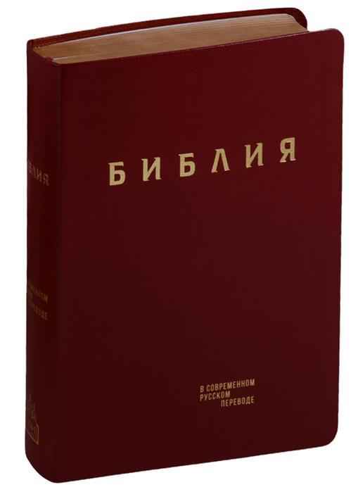 Библия. Книги Священного Писания Ветхого и Нового Завета в современном русском переводе