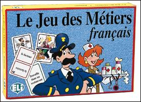Games: [A2]: Le Jeu des Metiers ISBN: 9788881480852 games [a1] le grand jeu des verbes
