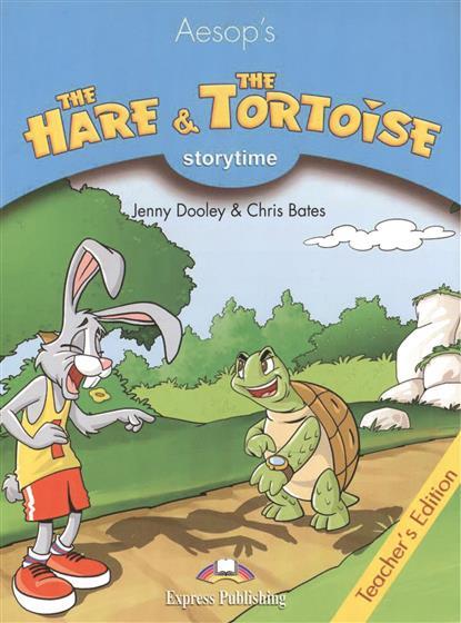 статуэткa hare Aesop's The Hare & The Tortoise. Teacher's Edition