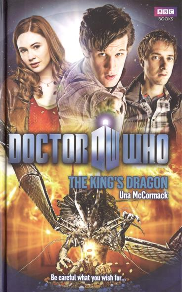 McCormack U. Doctor Who: The King's Dragon футболка рингер printio доктор кто doctor who