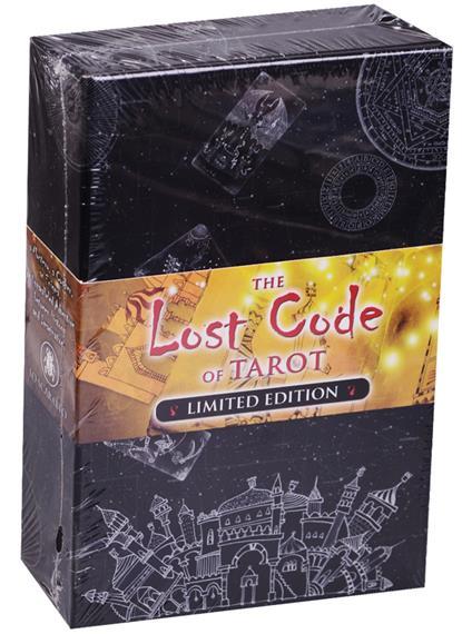 The Lost Code of Tarot. Limited edition/ Набор Потерянный код Таро (на англ. яз.). Подарочное издание the classic tarot карты