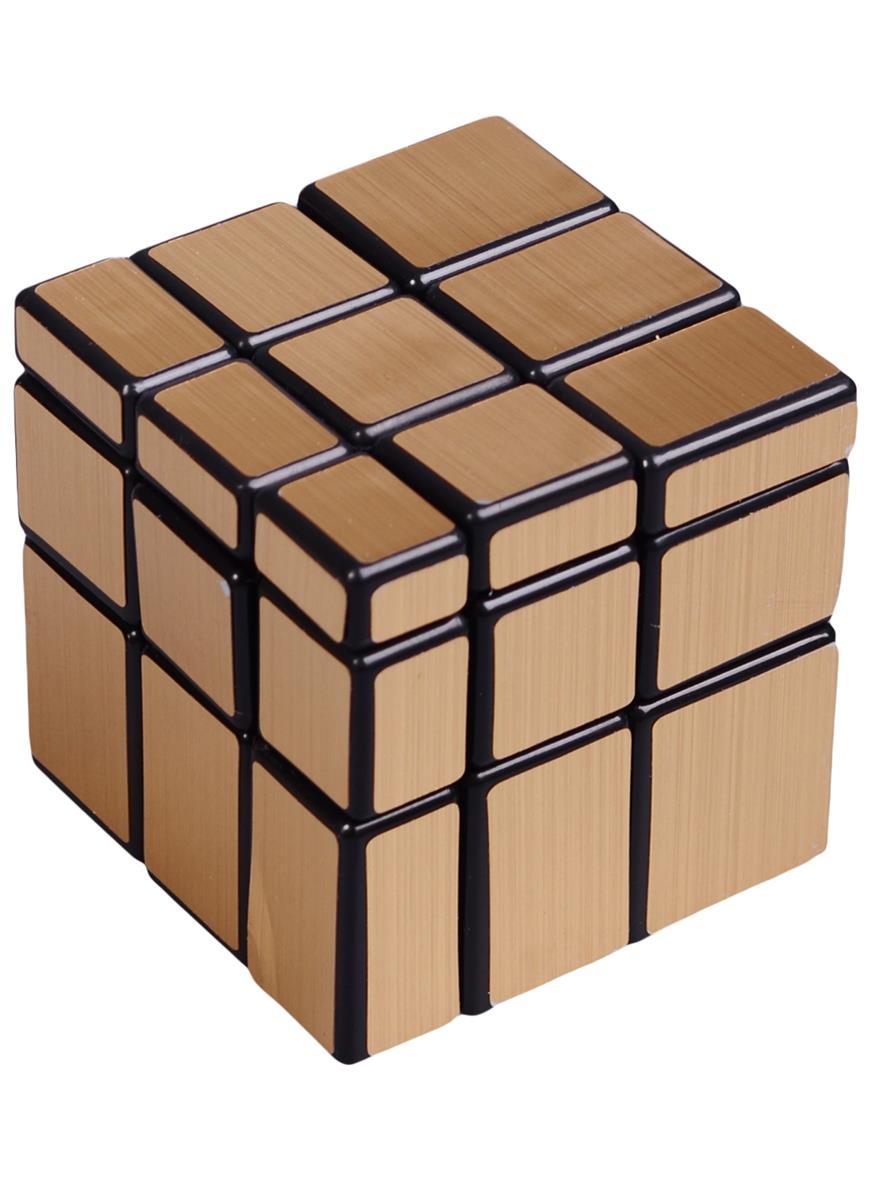 Головоломка Кубик золото (5,5см) (коробка)