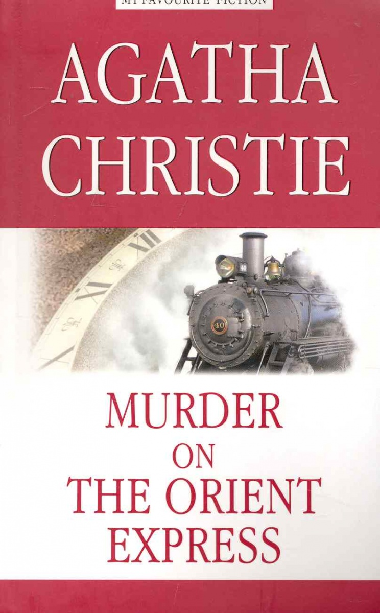 Christie A. Murder on the Orient Express murder with reservations