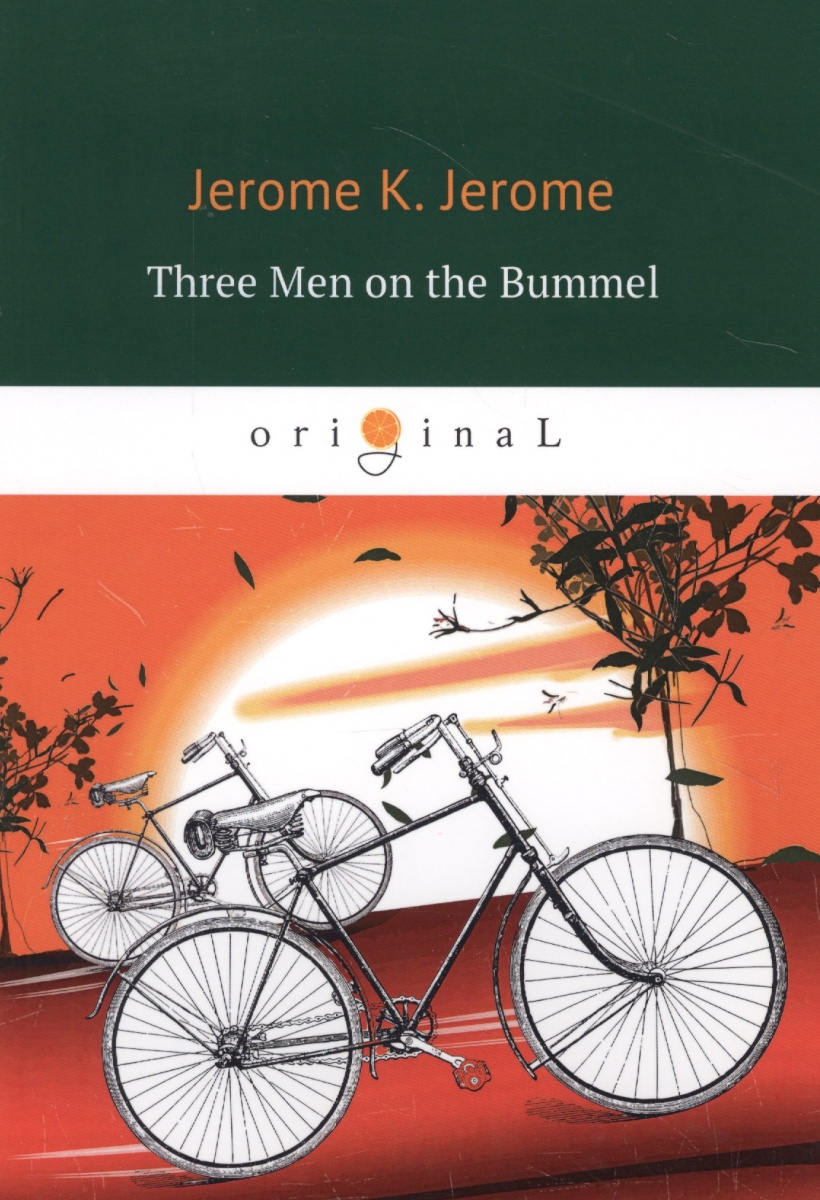 Jerome J. Three Men on the Bumme j drawer slides three triple ball bearing slide rail road track muffler 8 inch