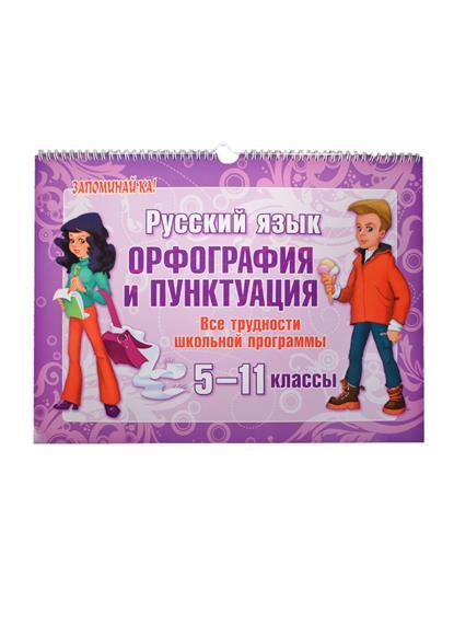 Русский язык. Орфография и пунктуация. Все трудности школьной программы. 5-11 классы цены онлайн