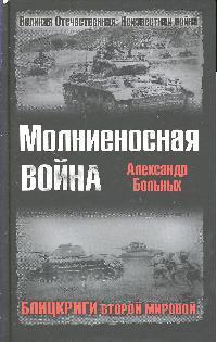 Молниеносная война Блицкриги Второй мировой