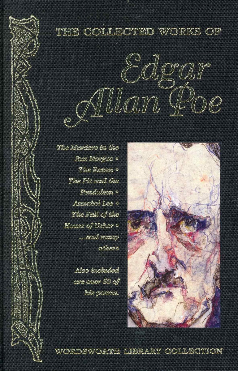 Poe E. The Collected Works of Edgar Allan Poe poe e the best of edgar allan poe volume iv