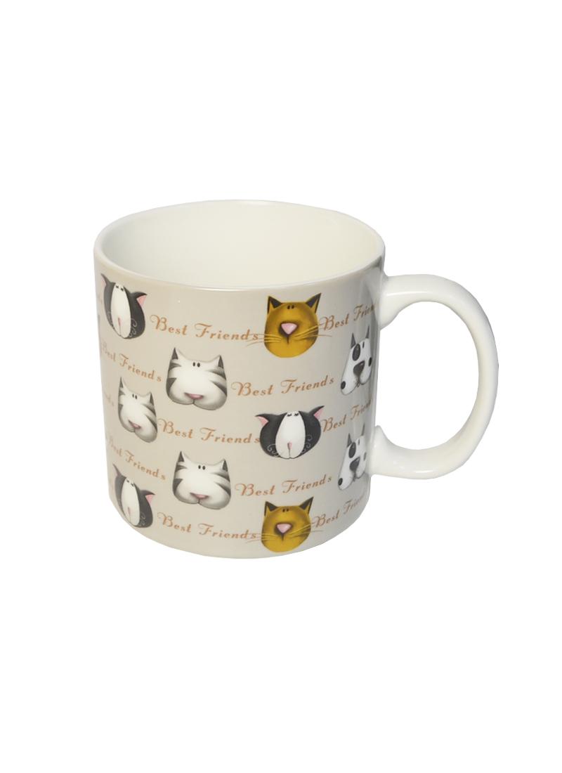Кружка Кошки в подарочной упаковке (727-074) (550мл) (Авангард)