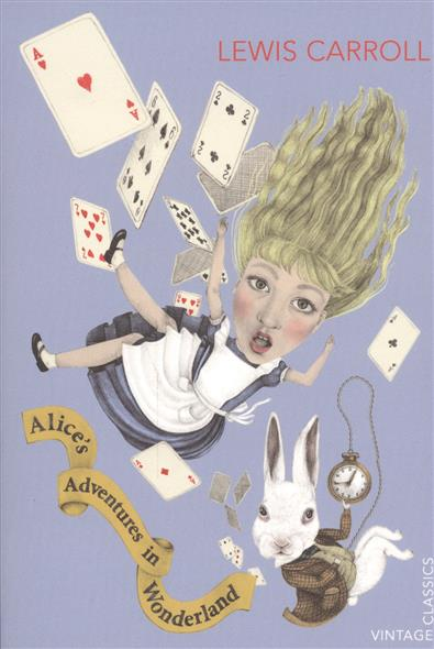 Carroll L. Alice`s Adventures in Wonderland ksenia knyazeva 1199 170310 юбка синий 42