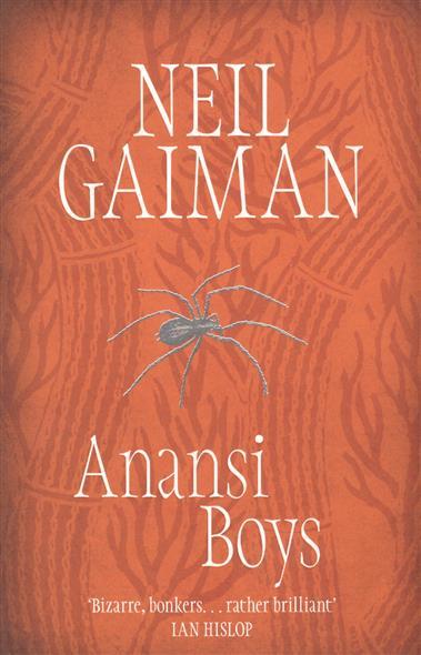 Gaiman N. Anansi Boys gaiman n american gods [tv tie in]