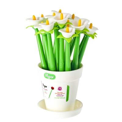 VIGAR шариковая ручка Flower power (7017)