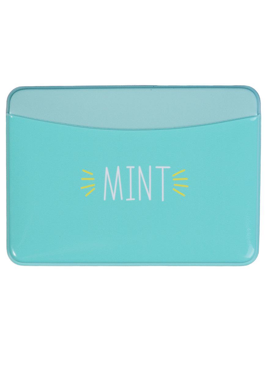 Чехол для карточек горизонтальный Mint