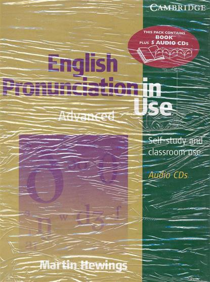Hewings M. English Pronunciation in Use Advance (+5CD) истори одной девушки