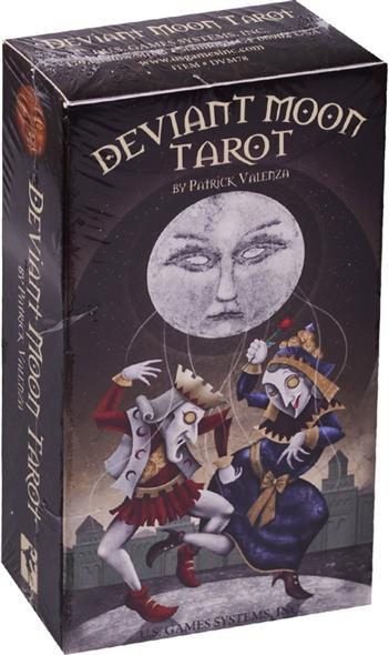 Deviant moon tarot / Таро Аномальной луны