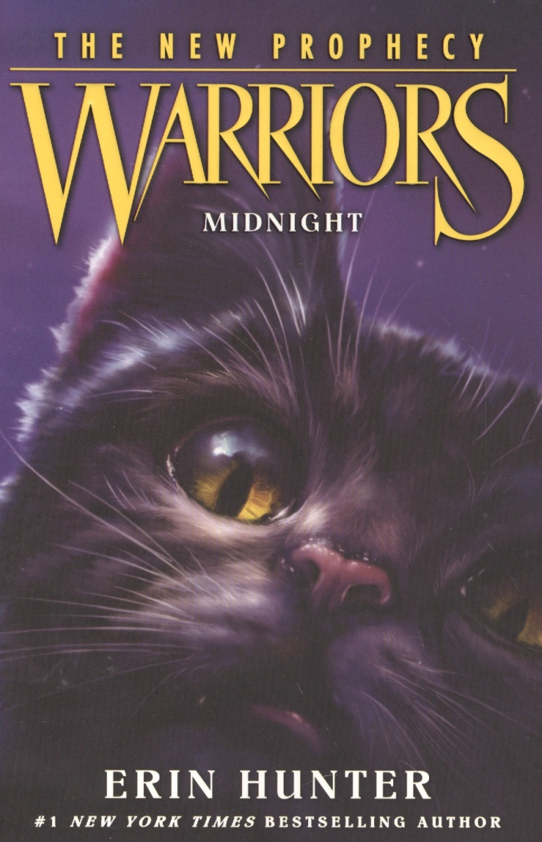 Hunter Е. Warriors: The New Prophecy #1: Midnight