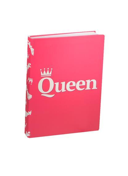 Блокнот Queen