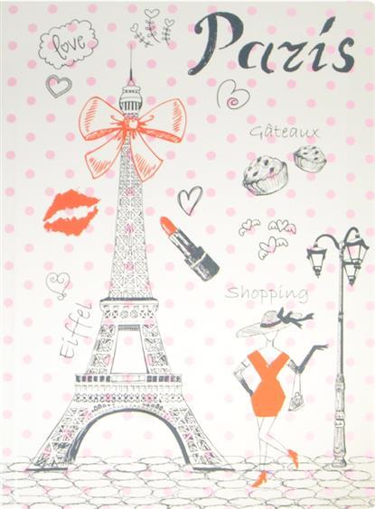 """Блокнот """"Paris"""""""