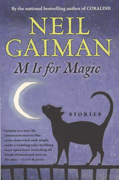 Gaiman N. M Is for Magic gaiman n neverwhere