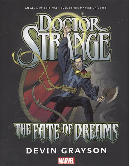 Grayson D. Doctor Strange. The Fate of Dreams mip0254 dip 7