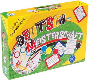 Games: [A2-B1]: Deutsch-Meisterschaft games todos de fiesta a2 b1