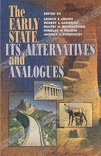 все цены на Grinin L. The Early State Its Alternatives and Analogues. ISBN: 9785705705474