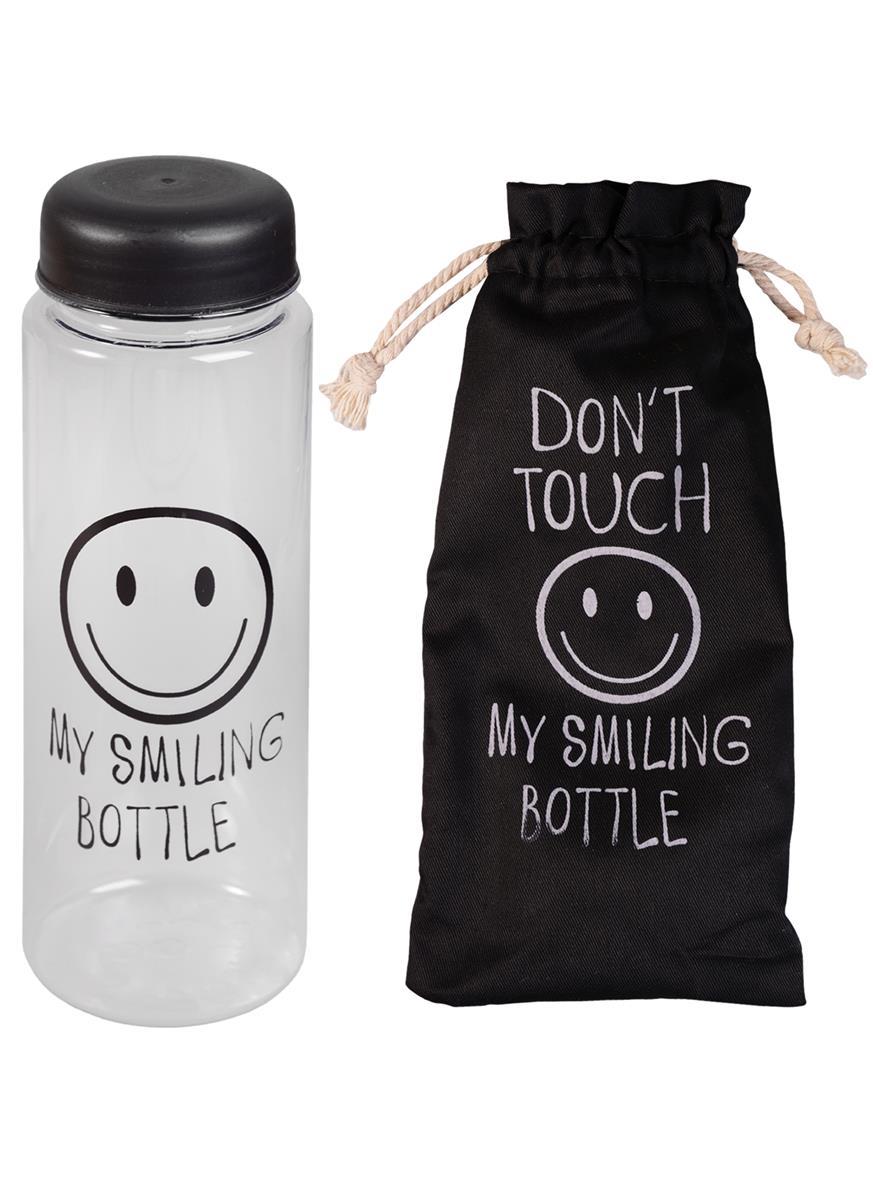 Бутылочка My smiling bottle с сумочкой (500 мл)