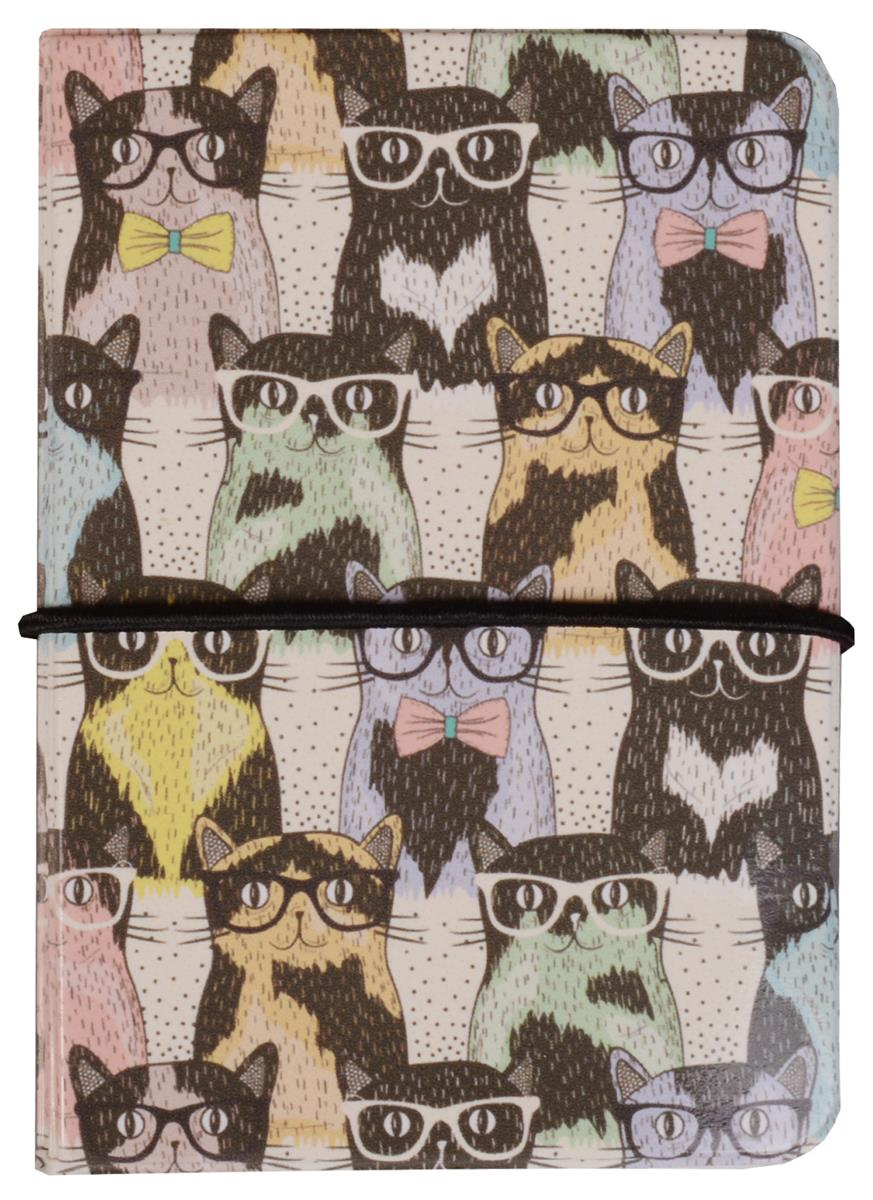 Визитница Cool Clever Cats