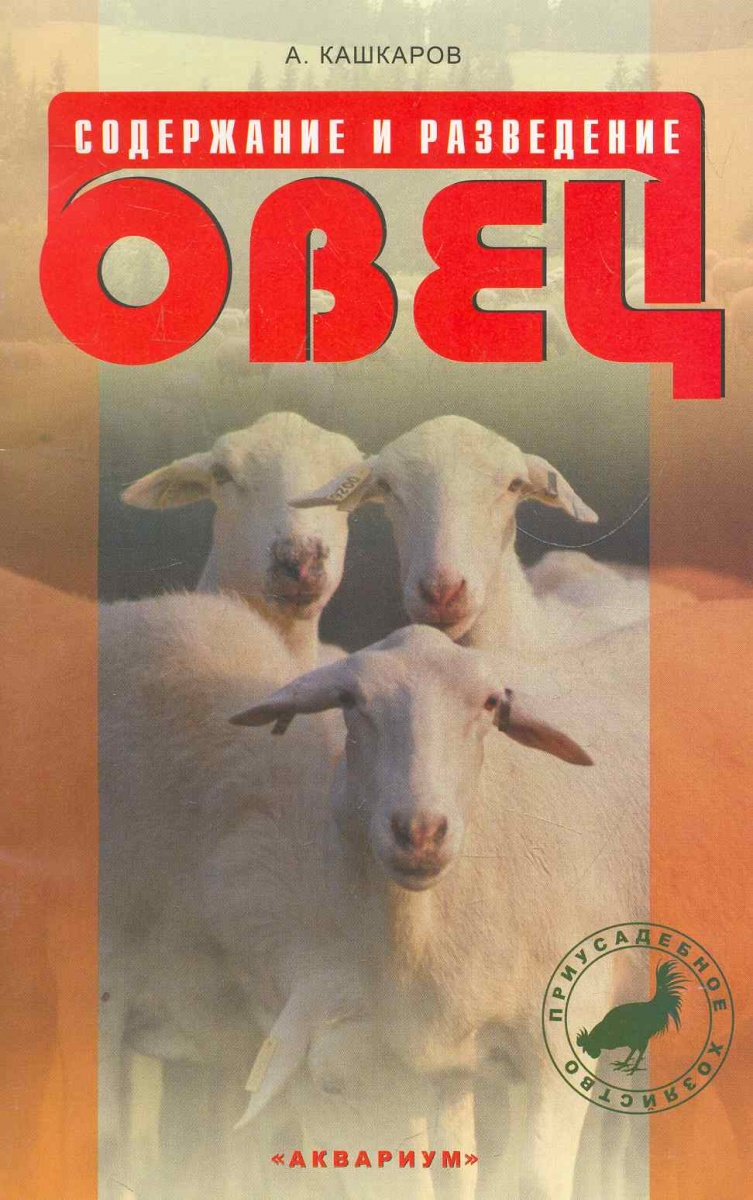 Кашкаров А. Содержание и разведение овец