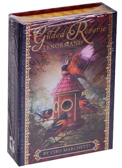 Gilded reverie Lenormand / Золотые мечты Ленорман
