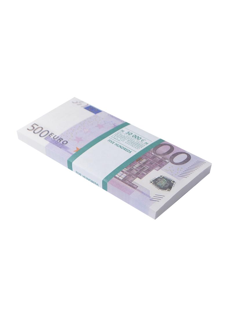 Блокнот пачка 500 евро (Мастер)