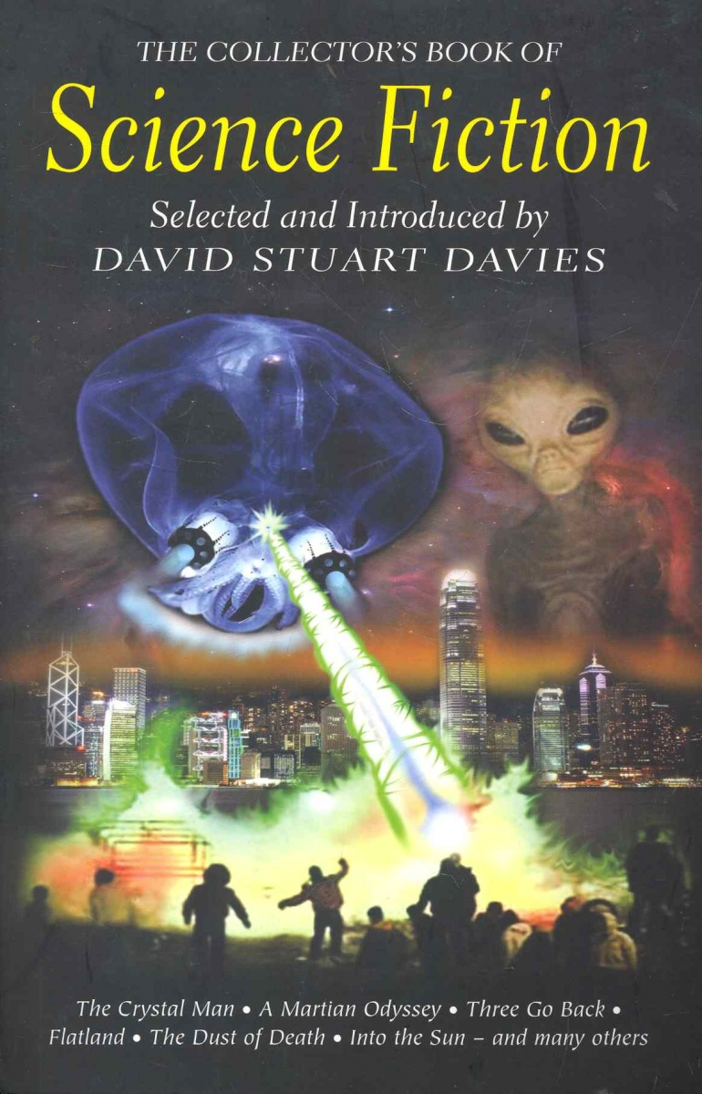 Davies D. The Collecttor's Book of Science Fiction the ec archives incredible science fiction