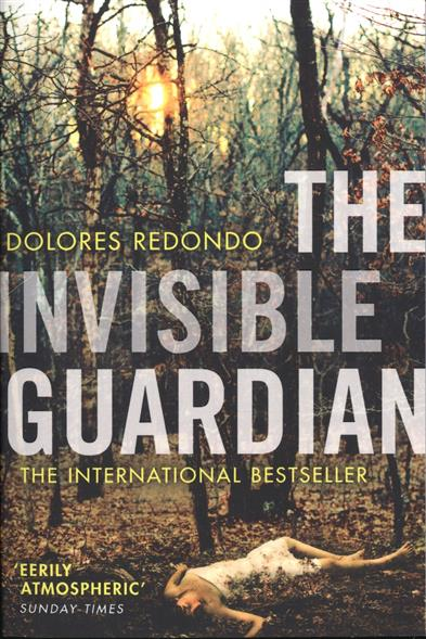 Redondo D. The Invisible Guardian the invisible library