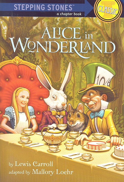Carroll L. Alice in Wonderland ISBN: 9780375866418 carroll lewis rdr cd [young] alice in the wonderland