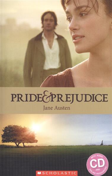 Pride & Prejudice. Level 3 (+CD)