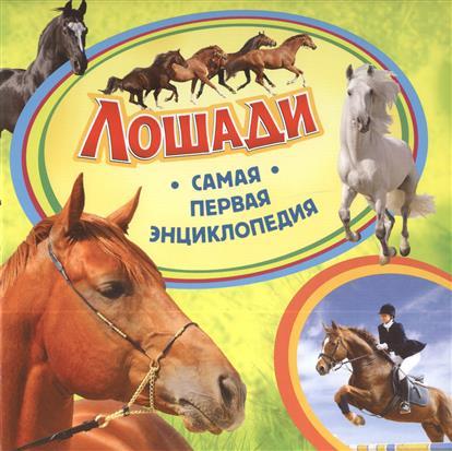 Травина И. Лошади. Самая первая энциклопедия травина и в лошади самая первая энциклопедия