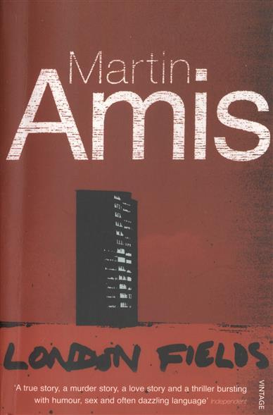 Amis M. London Fields amis zm3m